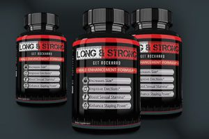Long&Strong - ร้านขายยา - lazada - ความคิดเห็น