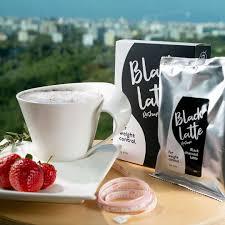 Black latte - ราคา เท่า ไหร่ - วิธี ใช้ - Thailand